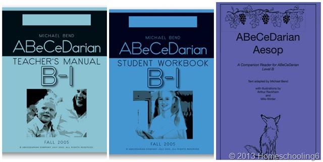 ABeCeDarian B-1