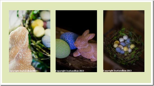 Easter triptch 1