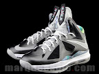 nike lebron 10 gr prism 1 01 Release Reminder: Nike LeBron X Prism and its Gallery