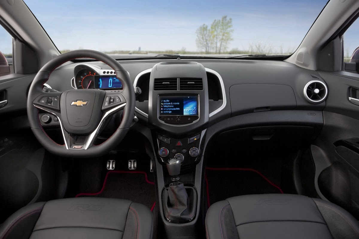 2013 chevy sonic rs 2