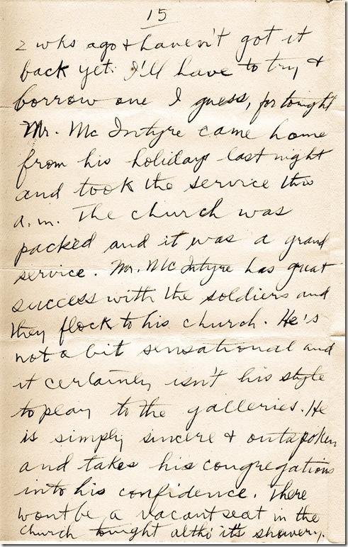 4 Aug 1918 15