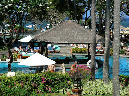 Hotel Hyatt Sanur: pool