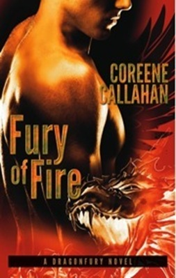 Fury of Fire by Coreen Callahan