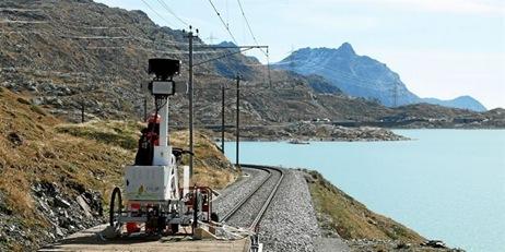 Google Maps recorreo los Alpes suizos