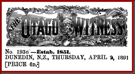 Otago Witnes 18910402