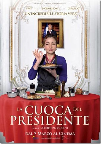 La cuoca del presidente - Come ti cucino il nonnetto