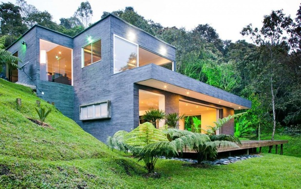 house lago en el cielo by david ramirez 1