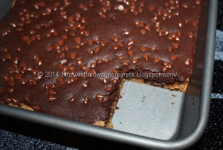 Chocolate-Chip Cookie Bottom Brownies - Gluten Free