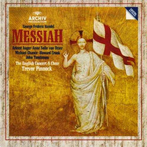 Trevor Pinnock - Georg Friedrich Händel - Chaconne