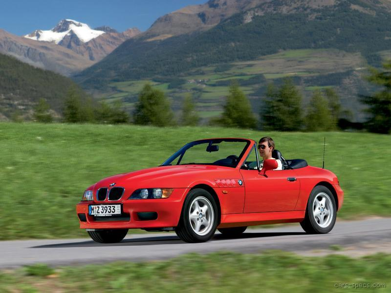 1998 Bmw Z3 Convertible Specifications Pictures Prices