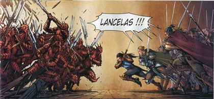 Lancelas