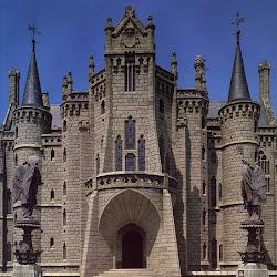 15.- Gaudí. Palacio Episcopal de Astorga