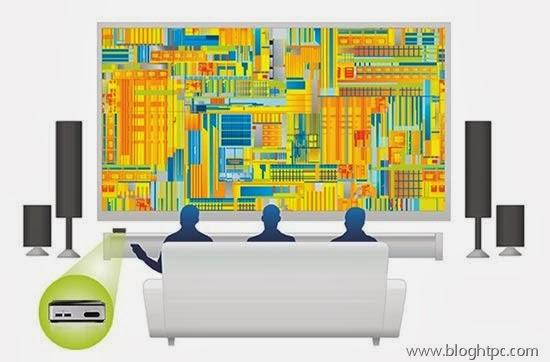 HTPC Intel NUC Haswell D54250WYK