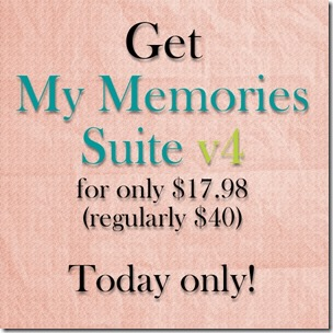 mymemoriessale get it for $17.98 5/12 only