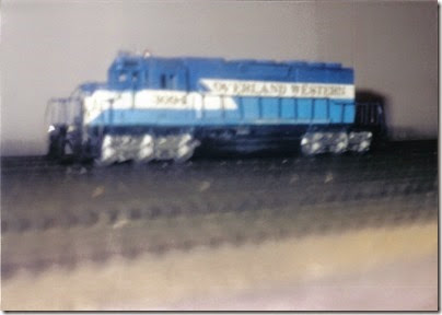 21 MSOE SOME Layout in November 2002