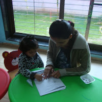 Pre-primary on 24th January 2014 GDA Harni