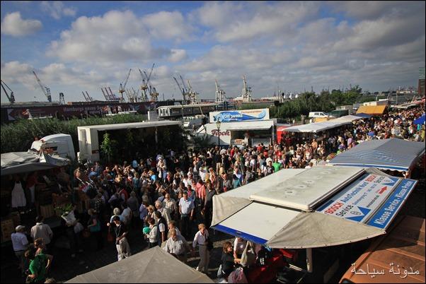 سوق سمك هامبورغ