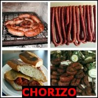 CHORIZO- Whats The Word Answers