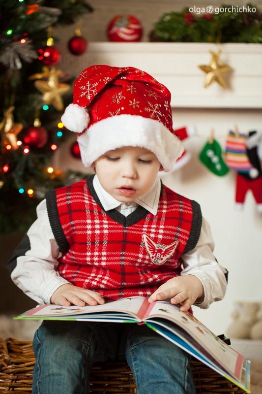 Детский новогодний фотопроект Рождественские мечты. 26. Гоша и Лея-0603