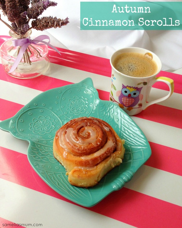 Cinnamon Scroll Recipe