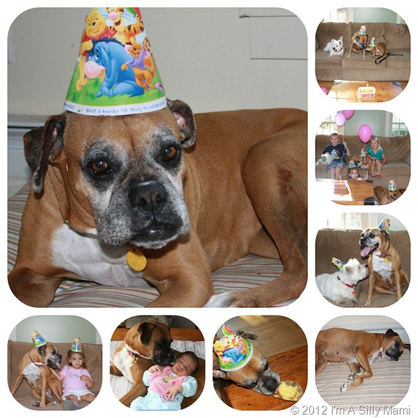 Chanty's Bday Collage