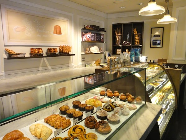 Die Bouchon Bakery in New York