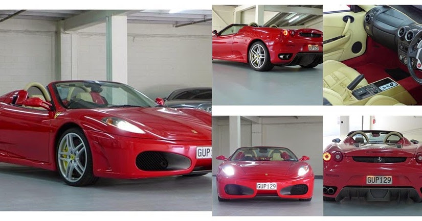 All Cars Nz 2008 Ferrari F430 Spider F1 For Sale In New