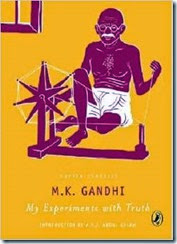 "Amazon: Buy ""My Experiments with Truth"" at Rs. 99 only"