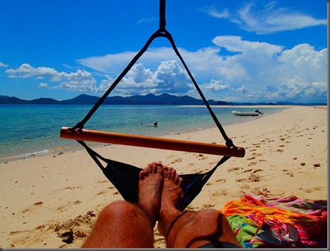 private beach phillippines remote secluded islands
