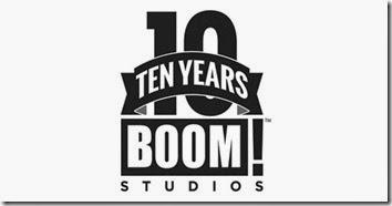 Boom 10 logo