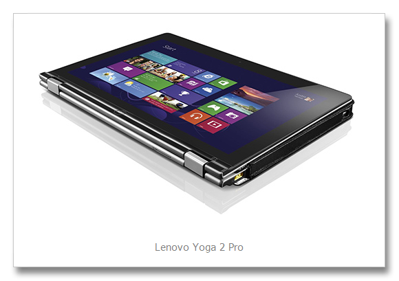 Yoga 2 Pro