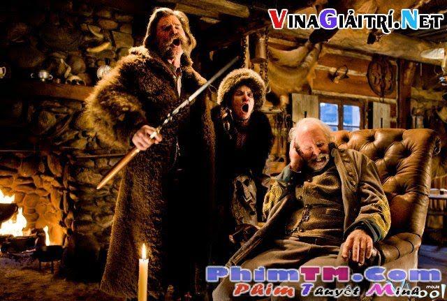 Xem Phim Tám Hận Thù - The Hateful Eight - phimtm.com - Ảnh 3