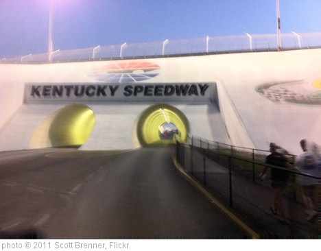 'Kentucky Speedway' photo (c) 2011, Scott Brenner - license: http://creativecommons.org/licenses/by/2.0/