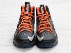 nike lebron 10 gs black history month 4 02 Release Reminder: Nike LeBron X Black History Month