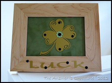 Gold Shamrock