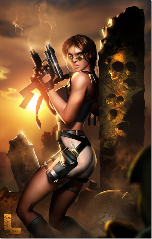 Lara Croft (300)