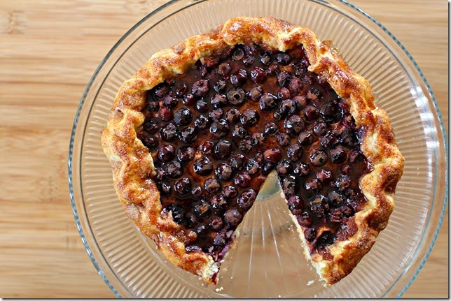 Blueberry Crostata2