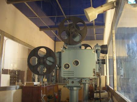 Cuba: Movie cinema hall in Trinidad