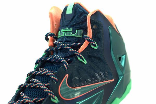 The Showcase Nike LeBron XI Akron versus Miami Part One