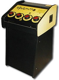 Atari Touch Me upright arcade game