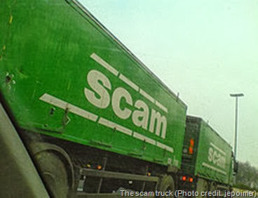 scam-truck