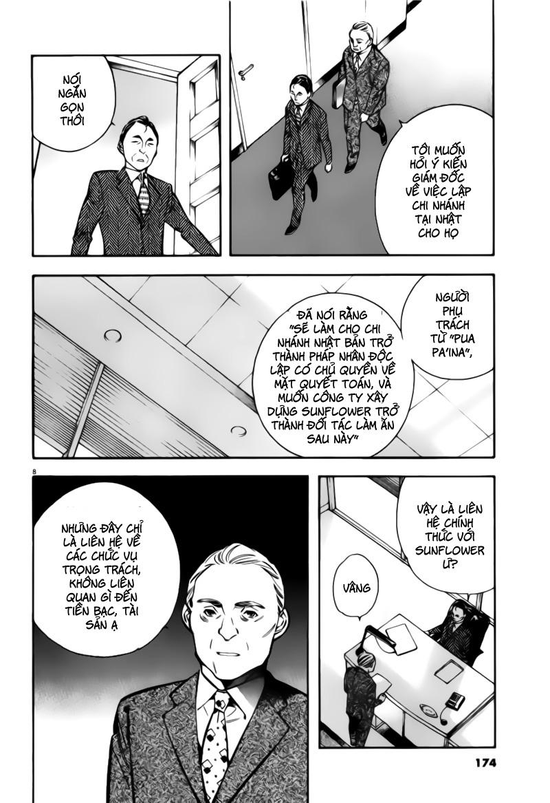 Shin Kurosagi - Con Diệc Đen 2 chap 196 - Trang 8