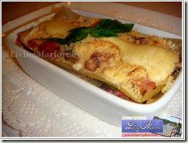 Jay Ran Dinero's Three Cheese Laing Lasagna Cosmopolitan