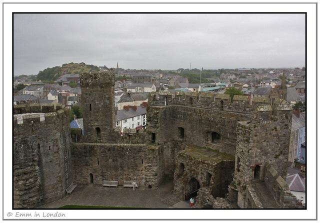 Caernarfon Town and Castle
