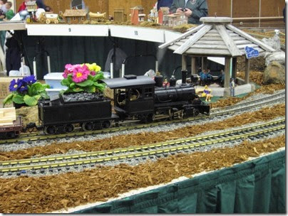 IMG_0183 Rose City Garden Railway Society Layout at the Great Train Expo in Portland, Oregon on February 16, 2008