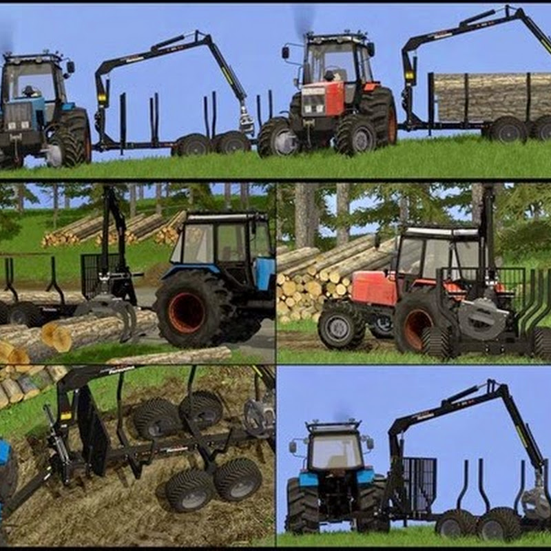 Farming simulator 2015 - Junkkari patruuna 866 v 1.0