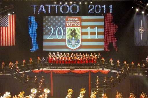 VA Internation Tattoo 2011