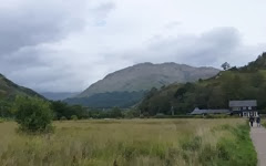 glenfinnan viaduct and visitor centre