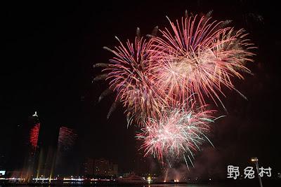 [高雄-活動] 2012高雄燈會藝術節-光榮碼頭煙火秀