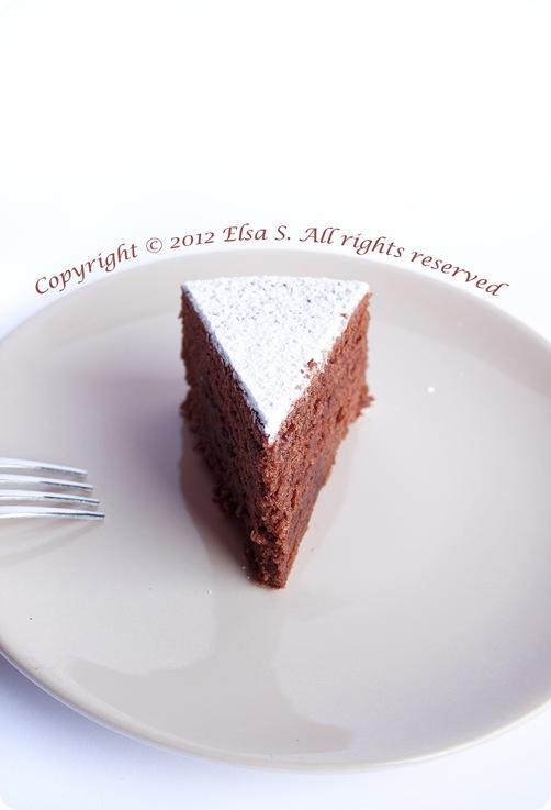 Torta Cioccolato senza glutine 1_3